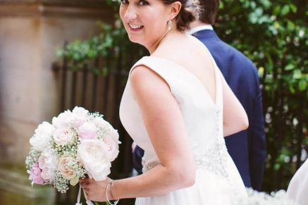 Wedding photography at Rhodes House, Oxford