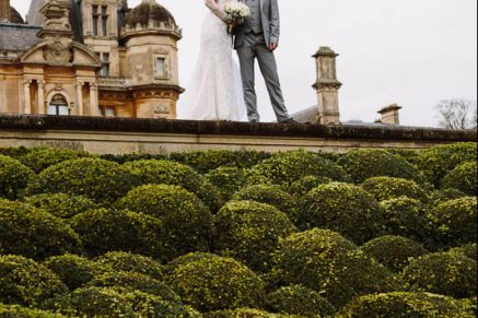 Waddesdon Manor Wedding Photography