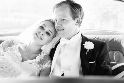 Beautiful Norwegian Destination Wedding
